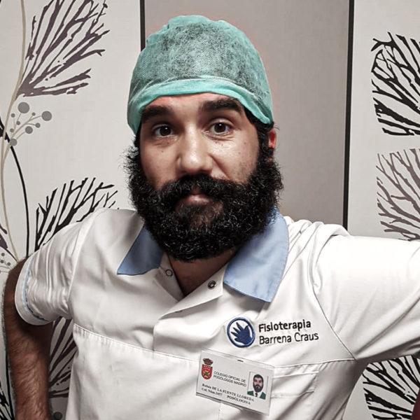 Podologo Rubén de la Fuenta_ fisioterapia Barrena Craus