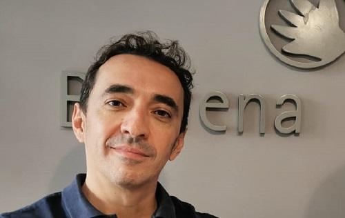Fisioterapeuta Javier Barrena , montar una clínica de Fisioterapia