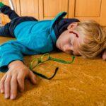 ¿Por qué mi hijo parece más torpe que los demás? Dispraxia y el sistema propioceptivo.