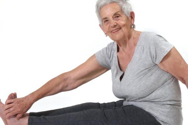 entrenamiento terapéutico para mayores