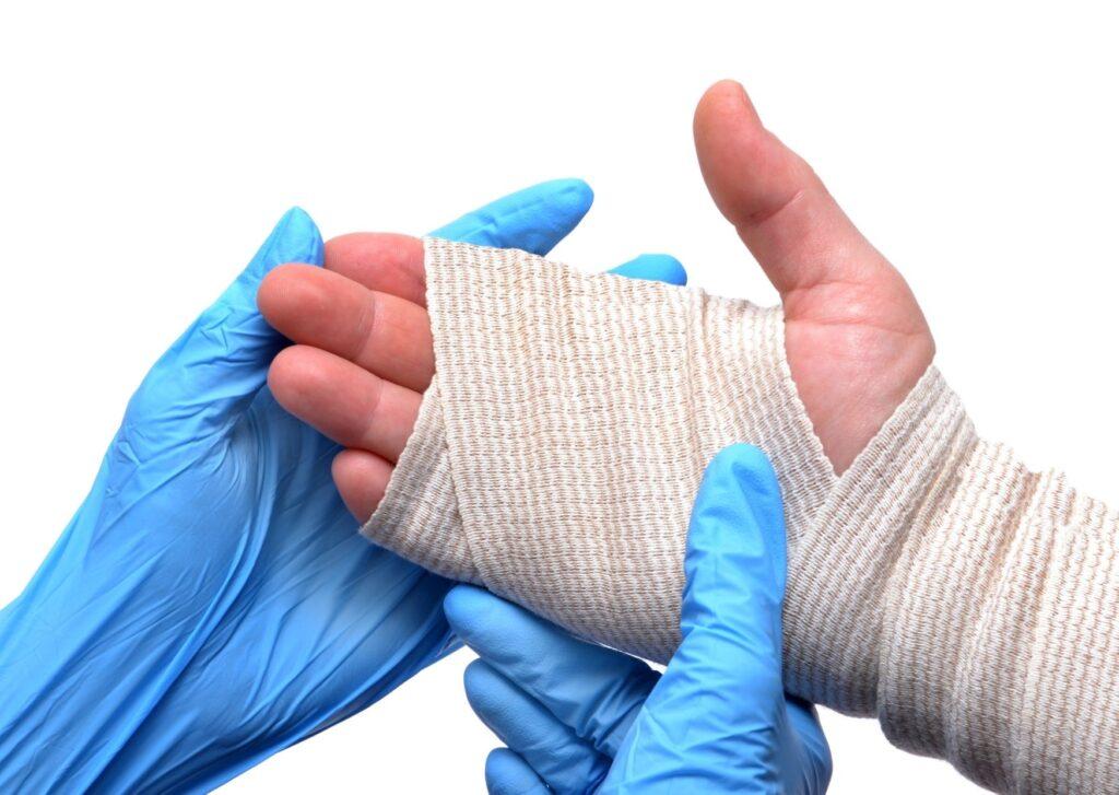 rehabilitación fisioterapia escafoides