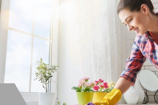 Higiene postural en las tareas del hogar